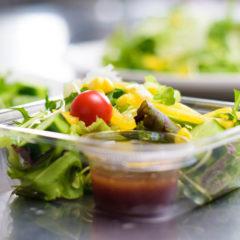 8種の野菜サラダ 200円(税別)